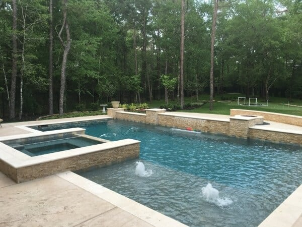All Star Pools Houston Pool Builder New Web Presence